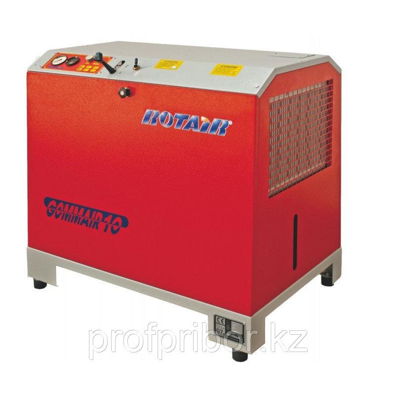 Компактный дизельный компрессор Rotair GOMMAIR 10-11