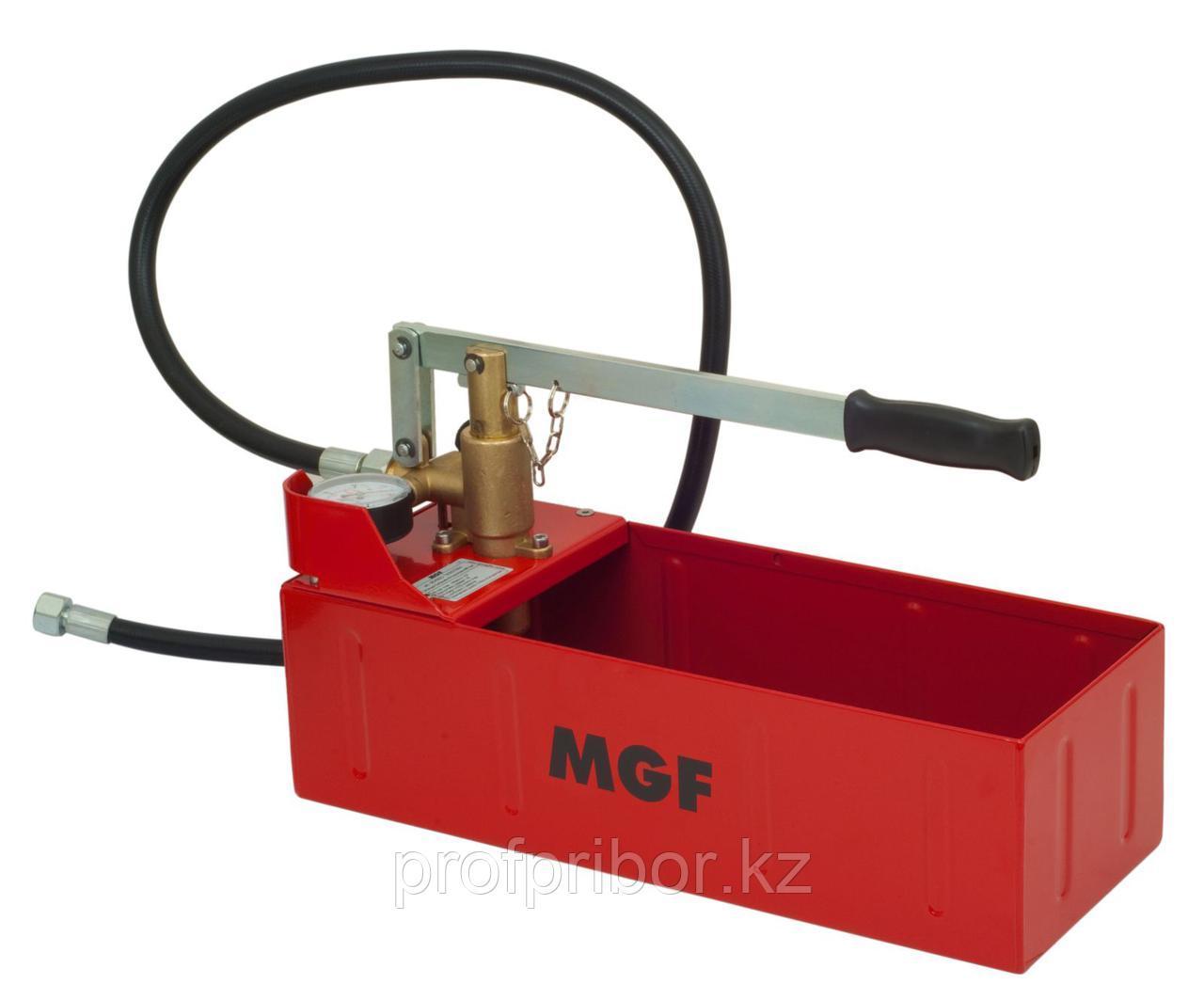 Ручной опрессовочный насос MGF Компакт-60