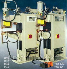 Машины с линейным ходом плеча переменного тока TECNA