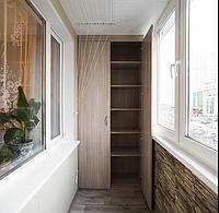 Шкаф на балкон, фото 1
