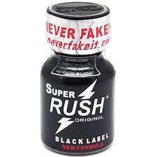 """Попперс """"Super Rush Black label"""", 10 мл"""