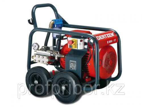 Моечный аппарат высокого давления с электрическим двигателем OERTZEN 500-17E