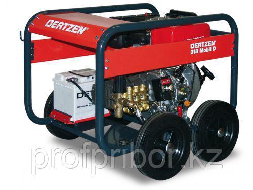 Мойка высокого давления с дизельным двигателем - OERTZEN 318 Mobil D