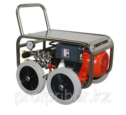 Моечный аппарат высокого давления с электрическим двигателем рама нерж