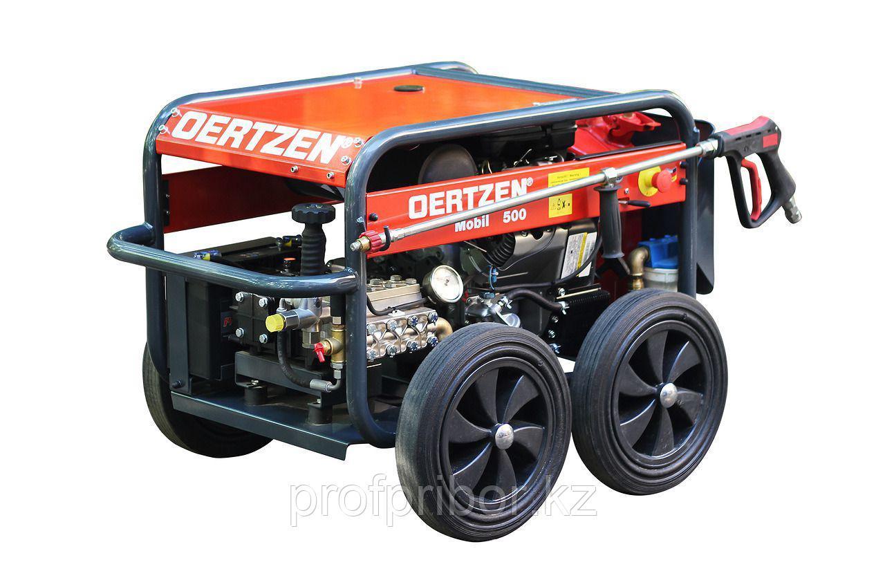 Моечный аппарат высокого давления с бензиновым двигателем - OERTZEN 500M