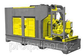 Дизельная высоконапорная мотопомпа ET DSH150-800/128 CAT ML