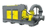 Дизельная мотопомпа для сильно загрязненных вод - ET DS300-2000/40 JD ML, фото 1