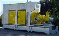 Дизельная мотопомпа для сильно загрязненных вод - ET DS750-9000/23 VL ML, фото 1