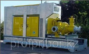 Дизельная мотопомпа для сильно загрязненных вод - ET DS750-9000/23 VL ML