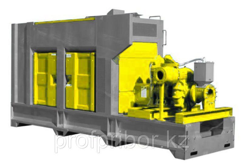 Дизельная высоконапорная мотопомпа ET DSH150-850/115 VL ML