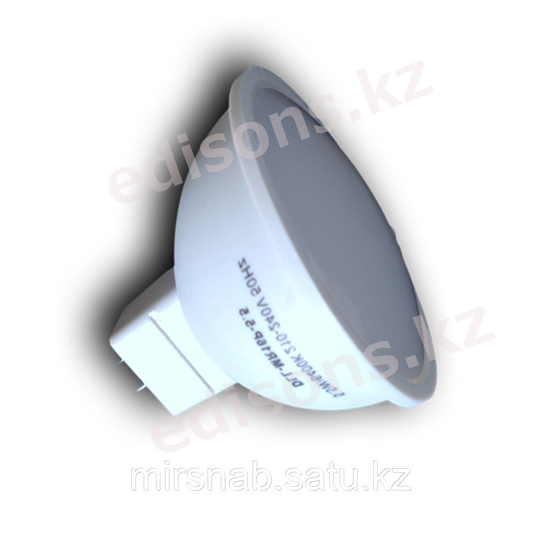 DLL-GU10P-5.5 Светодиодная лампа Тип лампы:GU10-5.5Вт 4100К