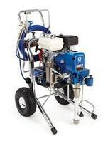 Окрасочный агрегат безвоздушного распыления с бензиновым двигателем GRACO- GMax-3900