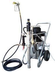 Гидропоршневой окрасочный аппарат безвоздушного распыления TAIVER HTP - 15000