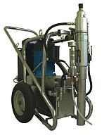 Гидропоршневой окрасочный аппарат безвоздушного распыления TAIVER HTP 44000