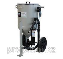Пескоструйный аппарат напорного типа с дистанционным управлением DSG-160 RC