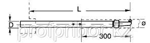 Плечо с уменьшенными габаритами - TECNA 4509