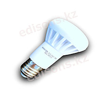 DLL-R63-8 Светодиодная лампа Е27-8Вт 6400К.ОПТОМ
