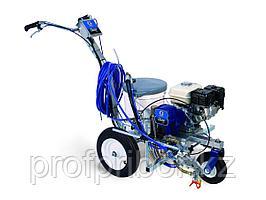 Разметочная машина высокого давления (безвоздушного распыления) - LineLazer 3900