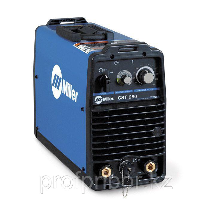 Инвертор для ручной дуговой сварки Miller CST 280