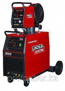 Сварочный полуавтомат трансформаторного типа Lincoln Electric Powertec 505 S