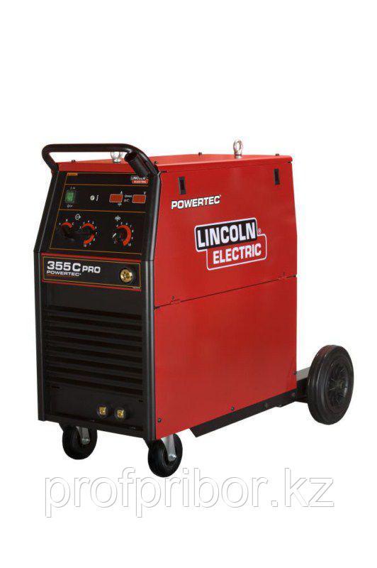 Сварочный полуавтомат трансформаторного типа Lincoln Electric Powertec 355C PRO