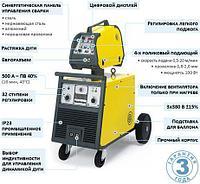 Сварочный полуавтомат трансформаторного типа CEA MAXI 5005 SYN, фото 1