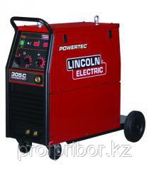 Сварочный полуавтомат трансформаторного типа Lincoln Electric Powertec 305C