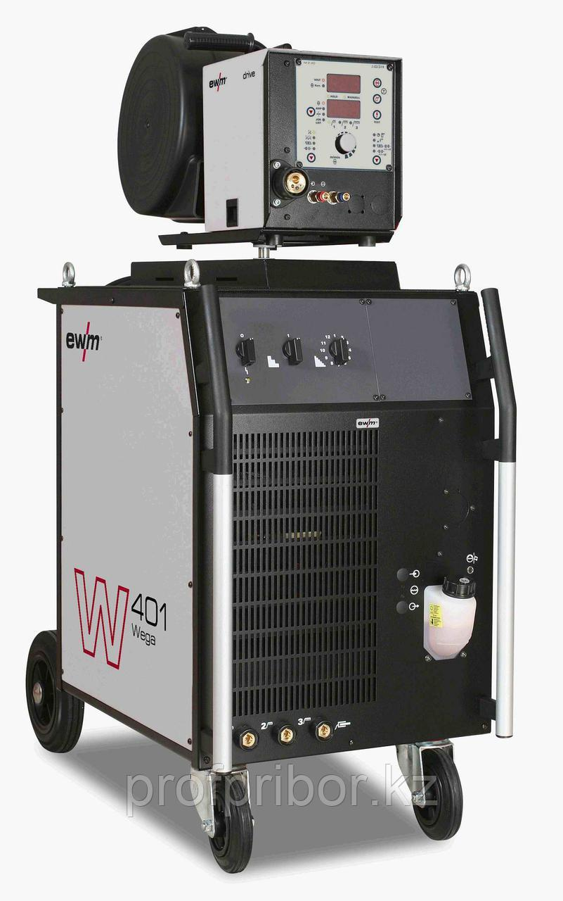 Сварочный полуавтомат трансформаторного типа EWM Wega 401 M2.40 FDW