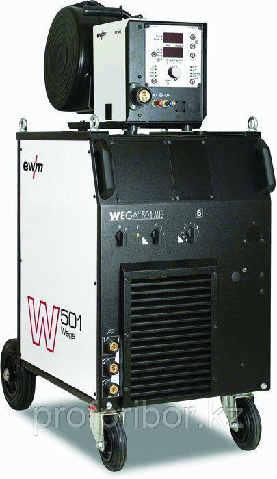 Сварочный полуавтомат трансформаторного типа EWM Wega 501 M2.40 FDW