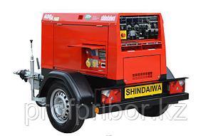 Сварочный агрегат дизельный - SHINDAIWA DGW400DMK/RU