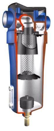 Сепаратор сжатого воздуха OMI SA 0450
