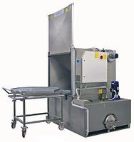 Моечная машина для деталей TEKNOX - ROBUR 2200