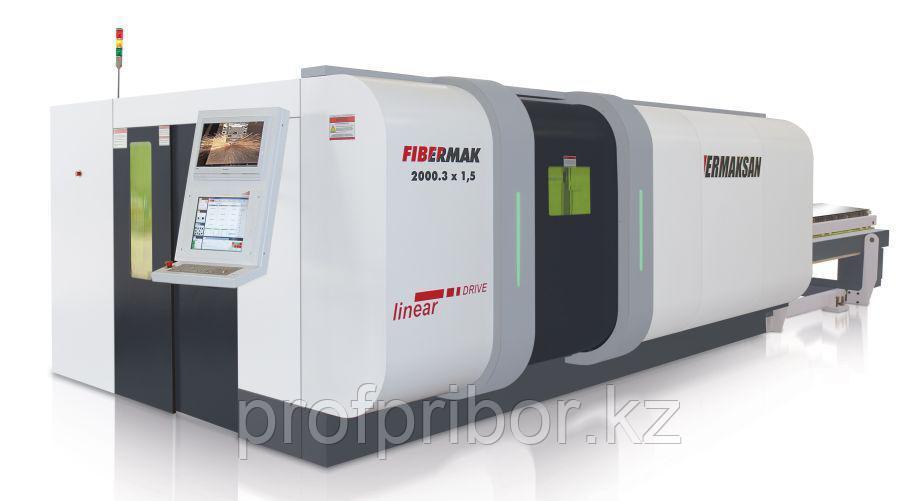 Станок лазерной резки - Ermaksan Fibermak