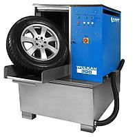 Автоматическая мойка колес гранулами Wulkan 300