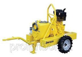 Дизельная грязевая мотопомпа VariscoJD 6-250 G10 FVM06 TRAILER