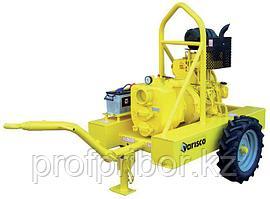 Дизельная грязевая мотопомпа VariscoJD 4-250 G10 FVM06 TRAILER