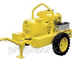 Дизельная грязевая мотопомпа VariscoJD 4-316 G10 MVM25 TRAILER