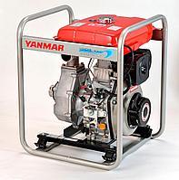Дизельная мотопомпа для загрязненных вод Yanmar YDP 20N