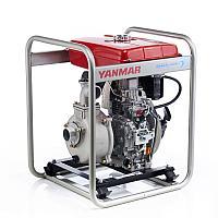 Дизельная мотопомпа для средне-загрязненных вод Yanmar YDP 20STN