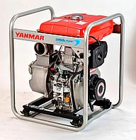 Дизельная мотопомпа для средне-загрязненных вод Yanmar YDP 30STN