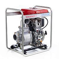 Дизельная мотопомпа для средне-загрязненных вод Yanmar YDP 40STN