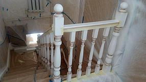 Восстановление лестниц