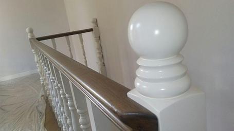 Ремонт деревянных лестниц, фото 2