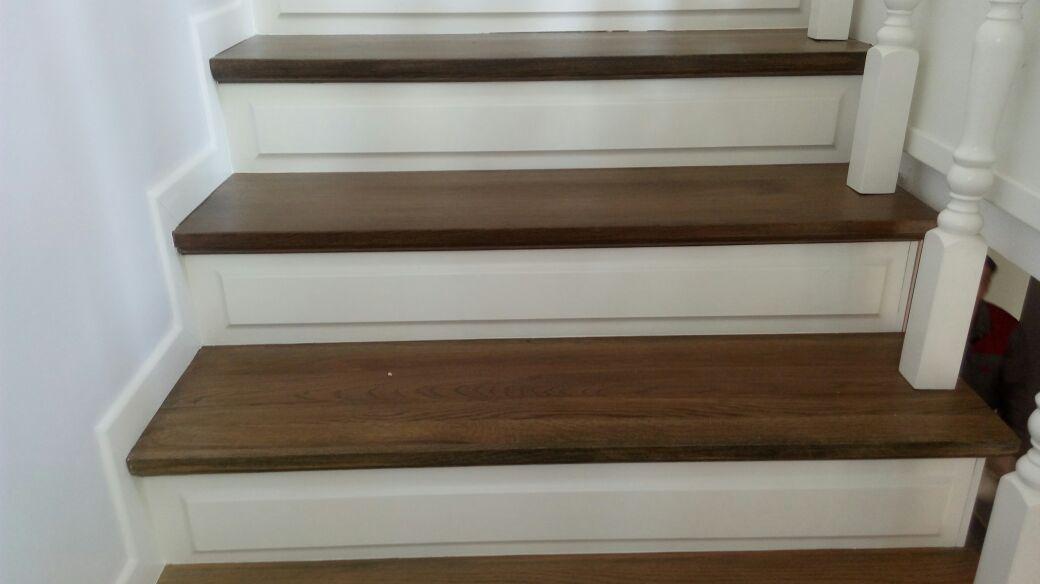 Восстановление и реставрация деревянных лестниц