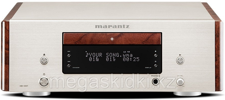 CD проигрыватель Marantz HDCD1 серебристо-золотистый