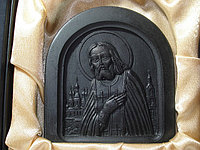 Икона «Серафим Саровский»