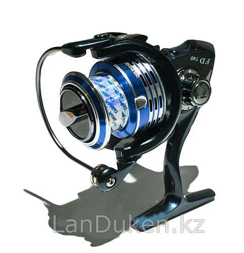 """Рыболовная катушка для спиннинга """"Caiman LEWIS FD 740"""""""