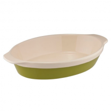 88515 granchio Овальная форма для запекания, керамика – 33х21 см