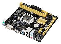 Материнская плата Asus H81M-R LGA-1150 Intel H81 90MB0JY0-M0ECY2