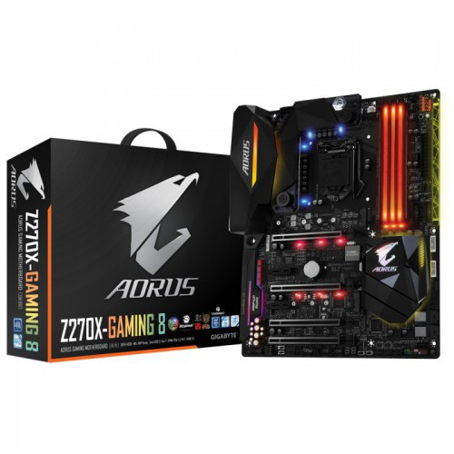 Материнская плата Gigabyte AORUS GA-Z270X-Gaming 9 GAZ27GME9-00-GA